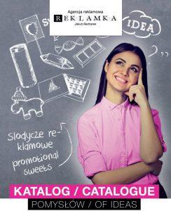 Reklama Rzgów, Łódź, Pabianice. Wszystko, czego potrzebuje Twoja firma. Słodycze krówki. Wizytówki, ulotki poligrafia